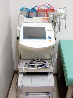 血圧脈波検査 form PWV/ABI (動脈硬化判定器)