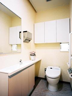 トイレ(女性用)